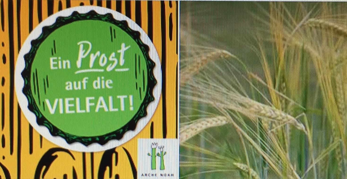 Kein Patent auf Leben - ein Prost auf die Vielfalt - www.arche-noah.at