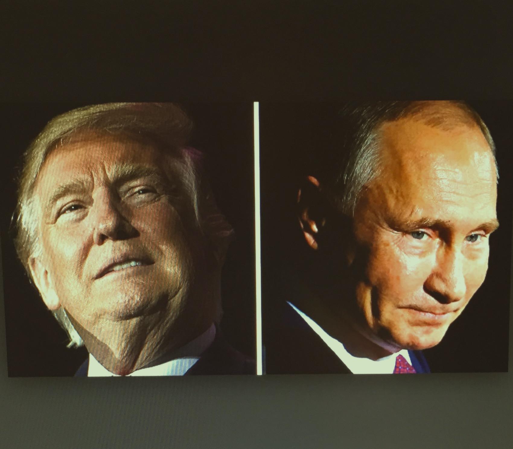 Wladimir Putin bleibt mit Hassan Rohani und Xi Jinping besonnen und sieht das kranke System der transatlantischen New World Order-Clique auf seine Implosion zusteuern
