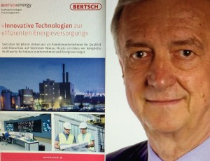 """We are very pleased to contribute significantly to the efficient use of energy in the disposal plant as a reliable partner through our products and our know-how. It is particularly exciting that this is the largest steam turbine ever used in any of our plants, ""says Ing. Hubert Bertsch, owner of the BERTSCHgroup."