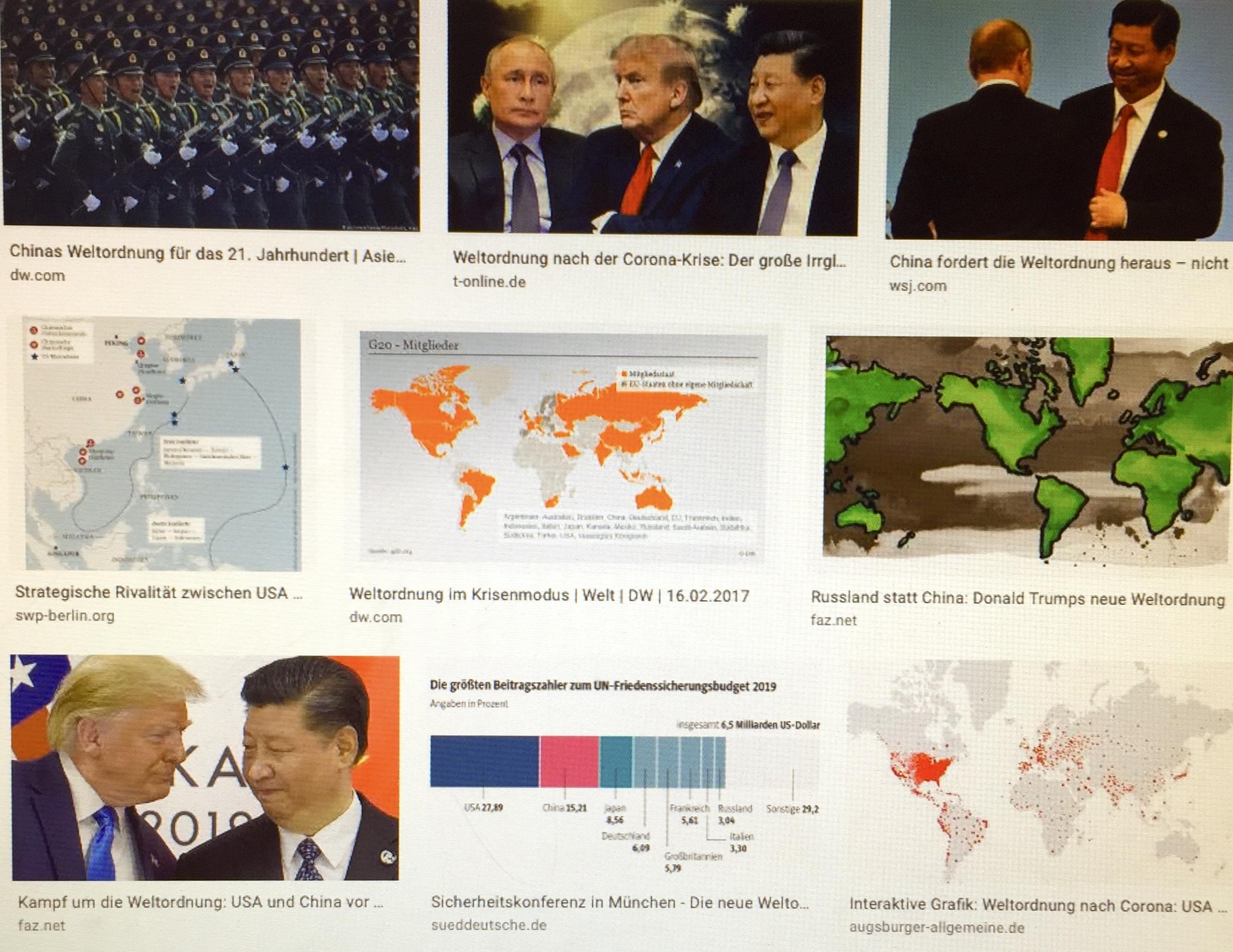 """""""Der dritte Weg: Der Traum von einer Vereinigung von Kapitalismus und Kommunismus wird derzeit wahr - allerdings indem man nur das Schlimmste aus beiden Systemen realisiert. Dass das 21. Jahrhundert im Zeichen Chinas stehen würde, wurde bereits in der letzten Dekade vielfach prophezeit. Nun vollzieht sich der Wechsel in der Funktion der führenden Weltmacht unübersehbar vor unser aller Augen. Die westlich geprägte Variante des Kapitalismus weicht dem kommunistischen Modell chinesischer Prägung"""", von Giorgio Agamben via Rubikon.news-Weltredaktion, www.progression.at"""
