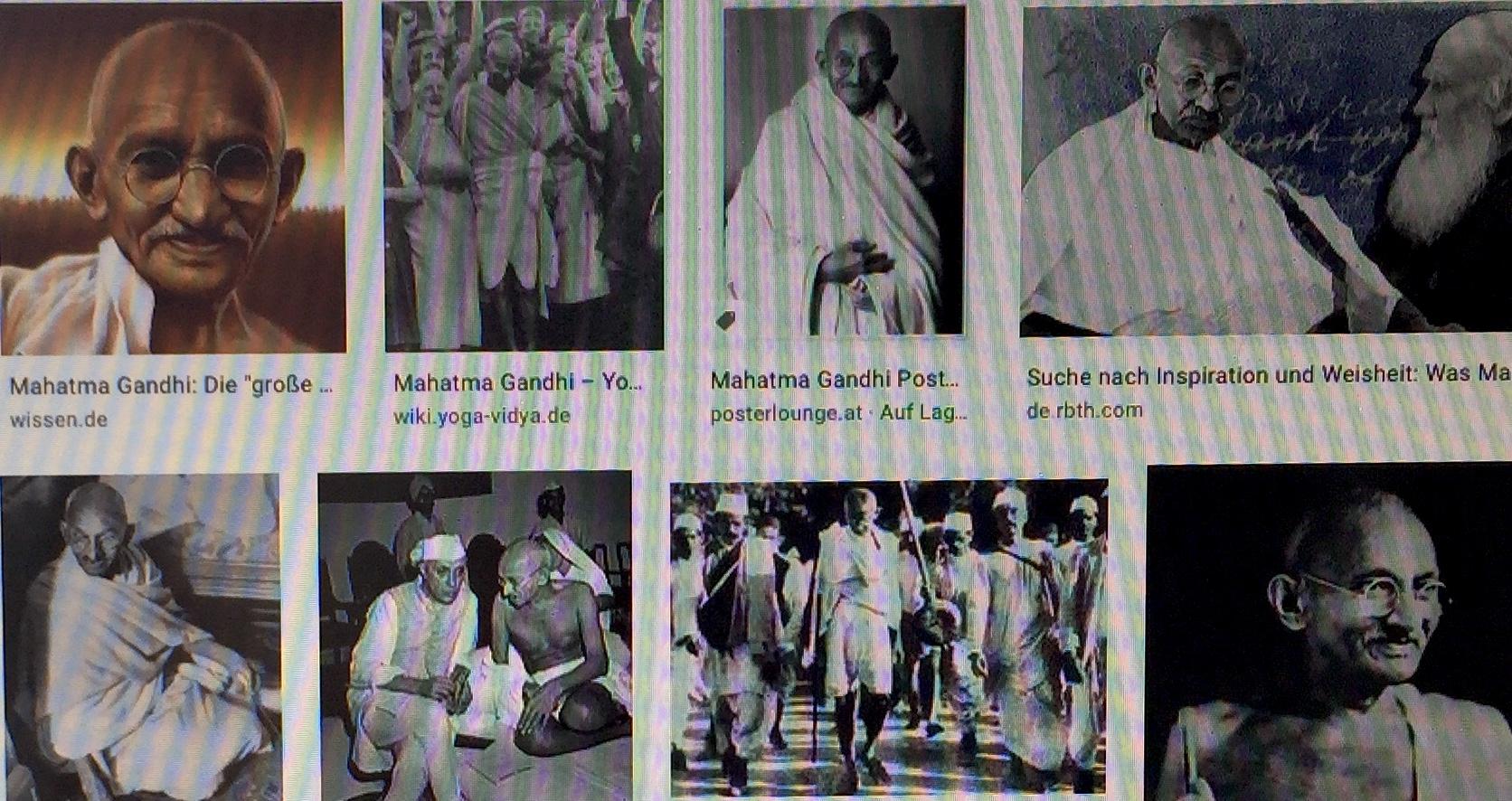 Der vergessene Lehrmeister: Die Lehren Mahatma Gandhis erweisen sich in der Coronakrise als zeitlos und können helfen, uns aus einer Situation der Unterdrückung zu befreien. Mahatma Gandhi war ein Querdenker, lange bevor dieser Begriff populär wurde. Er galt als erleuchtete Seele, als weiser Mann, der es wie fast kein Zweiter verstand, friedlich Widerstand zu leisten. Es ist mehr als lohnend, im Corona-Jahr 2021 nochmals einen Blick auf die Lehren Gandhis zu werfen. Was seinerzeit Indien und natürlich auch andere britische Kolonien betraf, erstreckt sich nun — wenn auch in einem anderen Gewand — auf nahezu die gesamte Menschheit: Unterdrückung! Umgekehrt gilt: Was damals in Indien möglich war, kann auch heute wieder geschehen — weltweit! Viele Widerstandsbewegungen laufen Gefahr, sich in den Sackgassen eines gegenetwas gerichteten Kampfes zu verlieren. All jene, die sich in diesen Tagen für Freiheit und Menschenwürde einsetzen, tun deshalb gut daran, sich in ihrem widerständigen Bestreben an den Lehren Gandhis neu zu orientieren.  Von Martin Sinzinger (www.martin-sinzinger.de, www.spiritualität-im-öffentlichen-dialog.eu, erschienen am 4.3.2021 auf Rubikon.news); www.progression.at