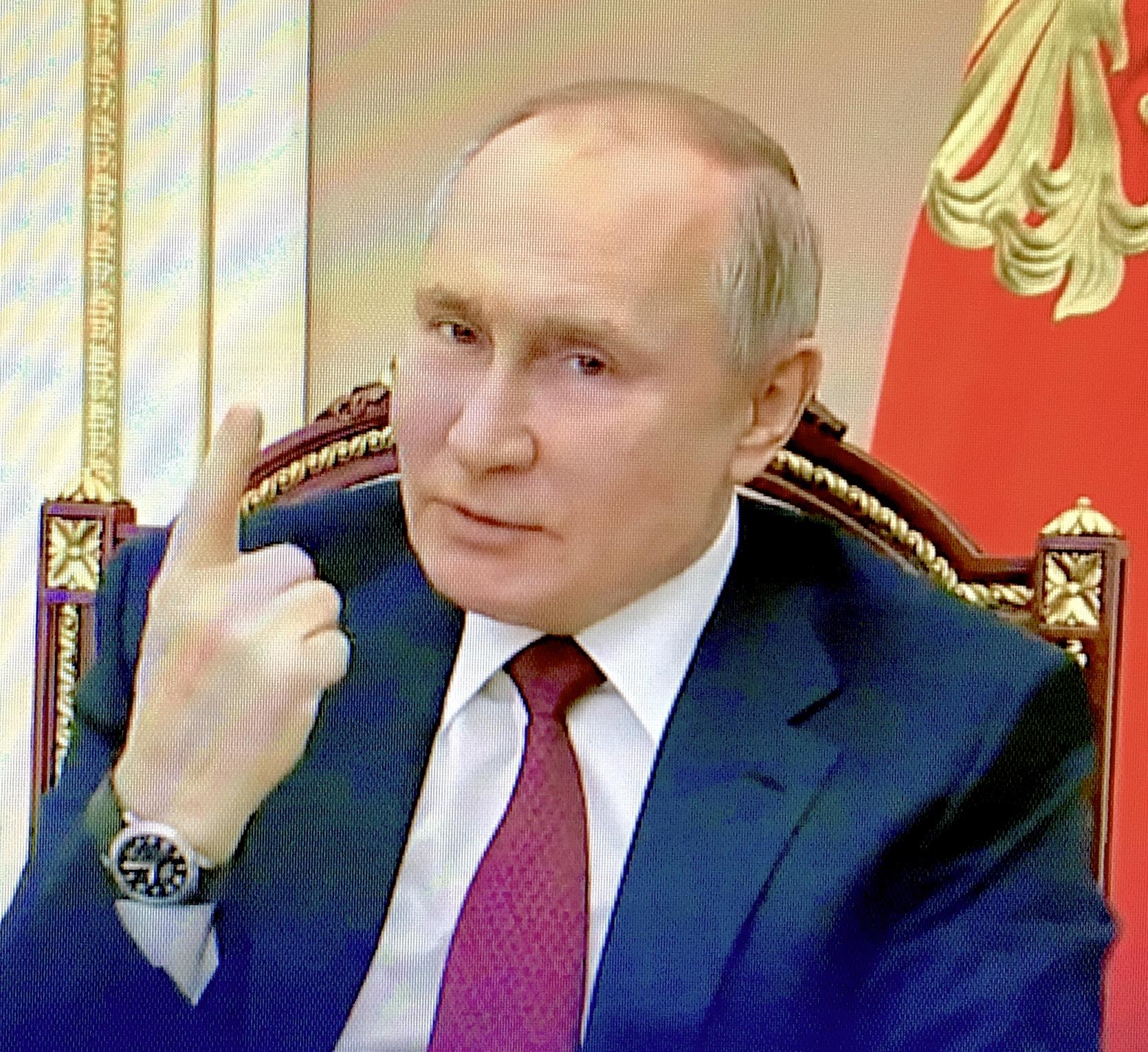 """Sein US-Amtskollege bezeichnete den russischen Präsidenten Wladimir Putin öffentlich als """"Mörder"""", dieser wünschte Joe Biden als Antwort """"Gesundheit"""" und erinnerte sich dabei an seine Kindheit: """"Wenn wir als Kinder auf dem Spielplatz stritten, sagten wir uns: 'Was man sagt, ist man selbst! Wenn wir also andere Menschen, Staaten und Völker beurteilen, schauen wir immer in den eigenen Spiegel! Das ist nicht nur ein kindlicher Spruch, sondern Tiefenpsychologie. Wir projizieren uns auf andere und bewerten auf dieser Grundlage ihre Handlungen.'"""" Zum Glück für die Weltbevölkerung reagiert der Kreml-Chef auf """" westliche"""" Provokation, Sanktionen, Kriegserklärung, Beleidigungen und Unterstellungen weiterhin klug, besonnen und gelassen. Im Endeffekt geht es auch bei dieser Aggression des US-Establishments gegen Russland aktuell um die Verhinderung der fast fertiggestellten Pipeline Nord Stream 2 - um die Vereitelung deutsch-russischer bzw. eurasischer Kooperation.  Von Verena Daum (www.progression.at, www.garden-eden.org)"""