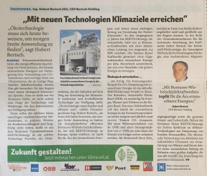 """Mit neuen Technologien Klimaziele erreichen"" will BERTSCHgroup-CEO Ing. Hubert Bertsch, Konsul der Russischen Föderation in Vorarlberg, ""Ökotechnologie muss sich heute beweisen, um morgen breite Anwendung zu finden."" (www.bertsch.at); von Journalistin/Autorin Verena Daum, www.progression.at - BERTSCHgroup CEO Ing. Hubert Bertsch wants to ""achieve climate goals with new technologies"", Consul of the Russian Federation in Vorarlberg, ""Eco-technology has to prove itself today in order to find broad application tomorrow."" (www.bertsch.at); by journalist/author Verena Daum, www.progression.at"
